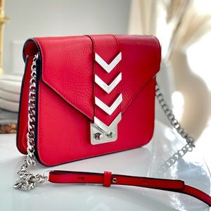 Mackage Red Cross Body Bag